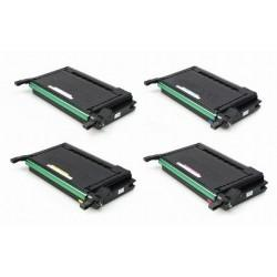 CLP600M Magente RIG per Samsung Clp 650, 600N, 650N.4K pag CLP-M600A
