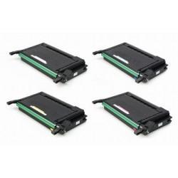 CLP600Y Yellow  RIG per Samsung Clp 650, 600N, 650N.4K pag CLP-Y600A