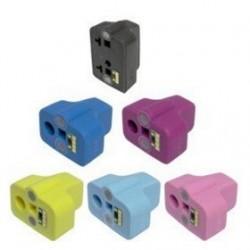 HPC8772R 18ML Magente CON CHIP,3108 AIO, 3110 AIO, HP C8772E  363M