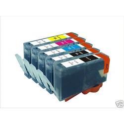 HP364XLM 18ml Magente con chip Comp HP 5380,6380,5460,5324.CB324EE