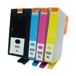 HP920XLBK 56ml Rig per 6000,6500AIO,6500WIFI,6500A,7000,7500A CD975AE