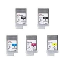 PFI102Y 130ml Dye for Cano IPF500,IPF600,IPF700,LP17,LP24 PFI-102Y