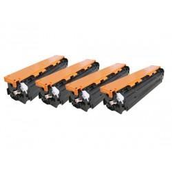 HPCB541A Ciano compa HP CP1215/1515N/1518/CM1312-1,4K CB541A CANON716
